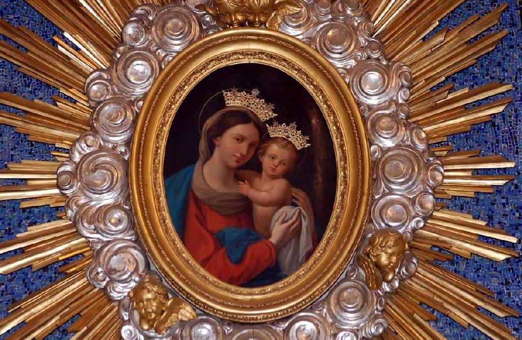 Festas Marianas Do Mês De Outubro Nossa Senhora Do: FESTA DE NOSSA SENHORA DA CONFIANÇA OU