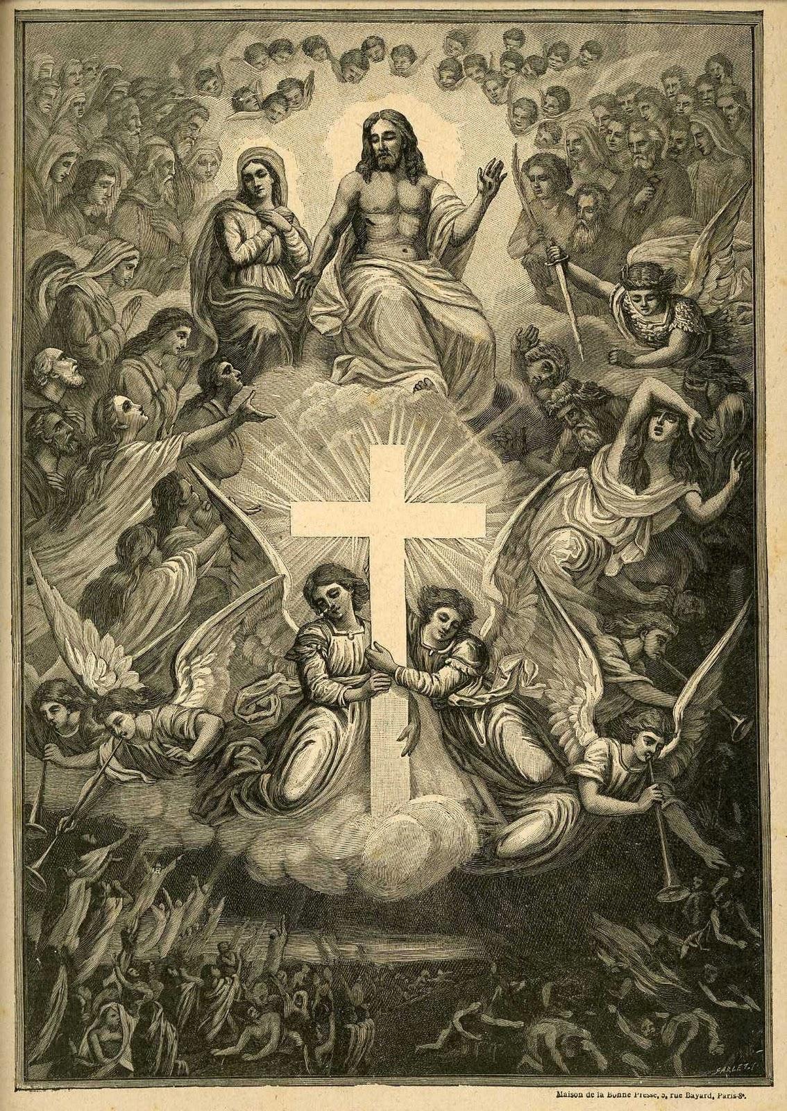 ORAÇÃO DO OFÍCIO DA SANTA CRUZ – Sou Todo Teu, Maria